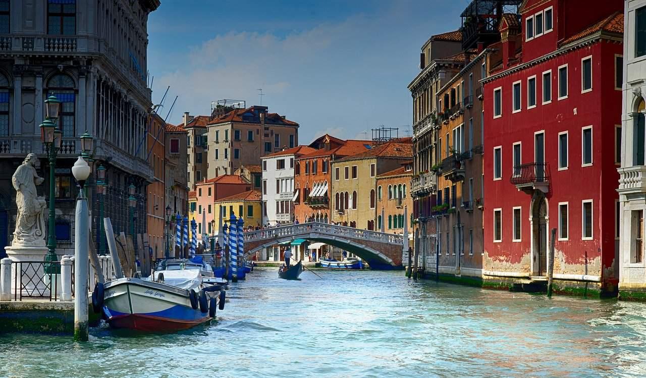Flug nach Venedig 99% günstiger - ab 5,62€ Flüge buchen
