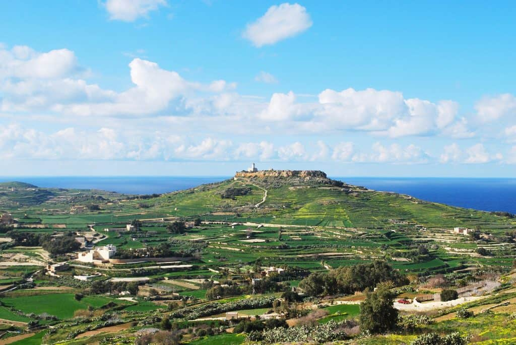 Gozo die Nachbar Insel sollte man für einen Tagestrip besuchen