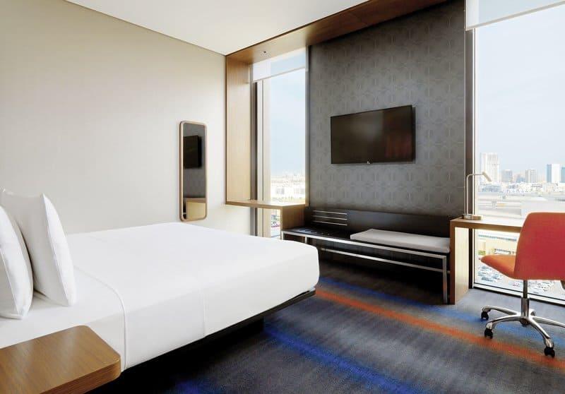 Hotelzimmer im 4 Sterne Hotel