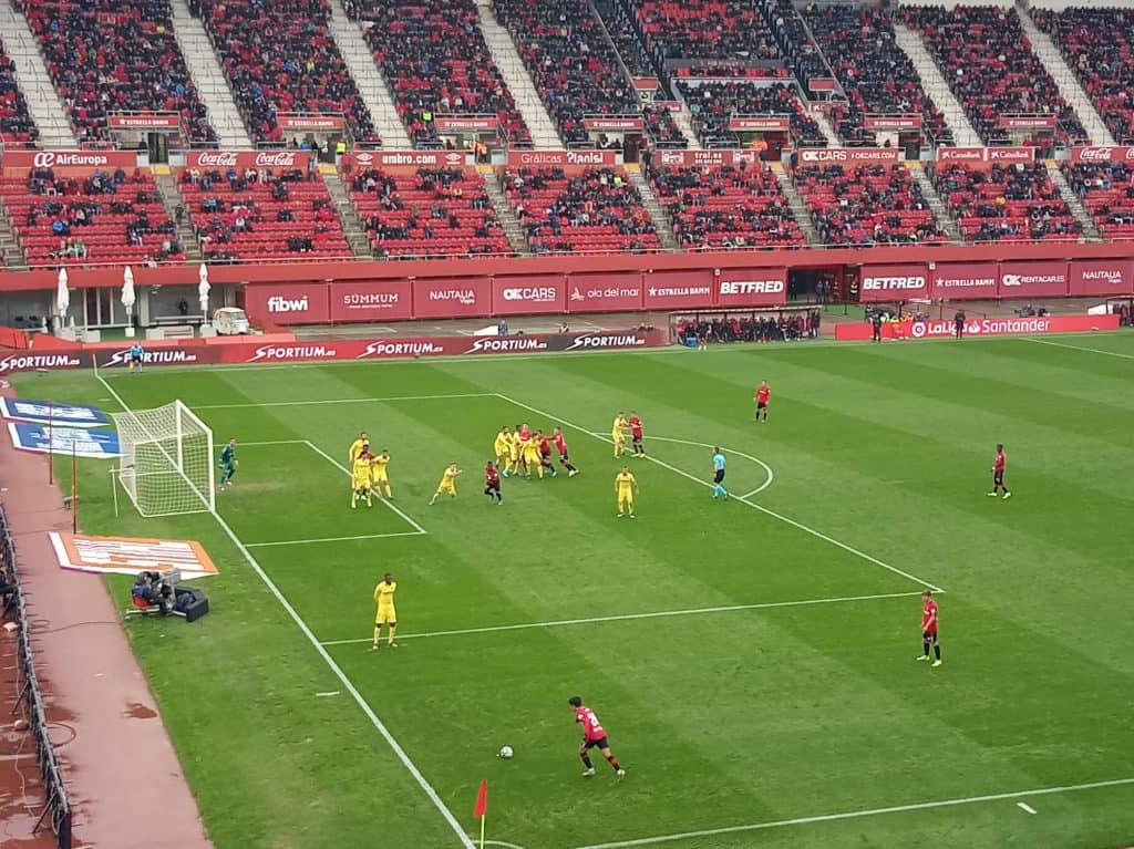 La Liga Santander - Mallorca