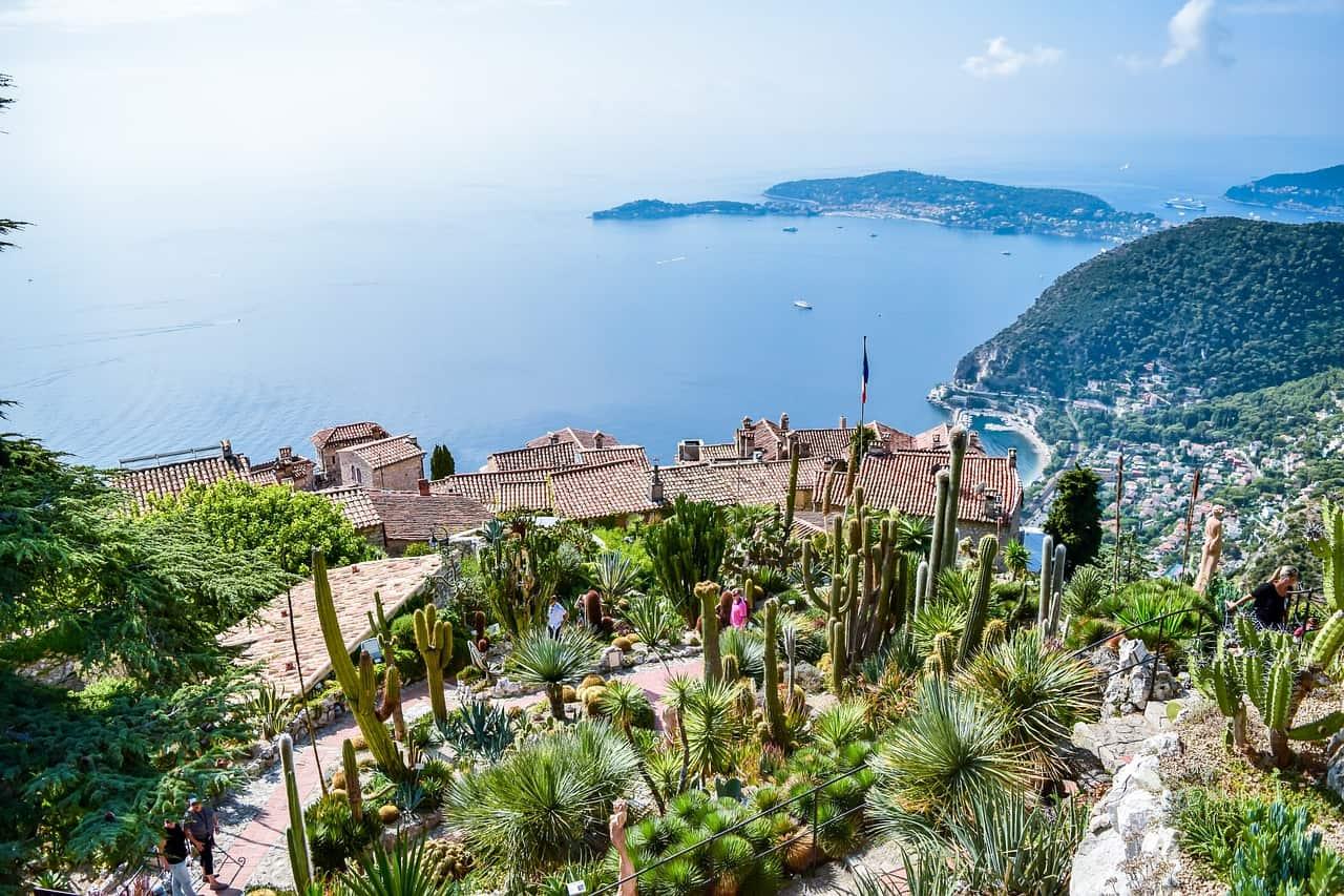 Nizza Urlaub - nur 44,00€ Flug & Hotel nach Frankreich