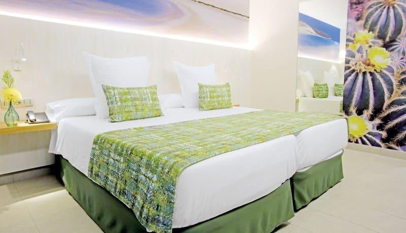Normales Zimmer im ehemaligen LABRANDA Cactus Garden - upgrade auf Junior Suite möglich