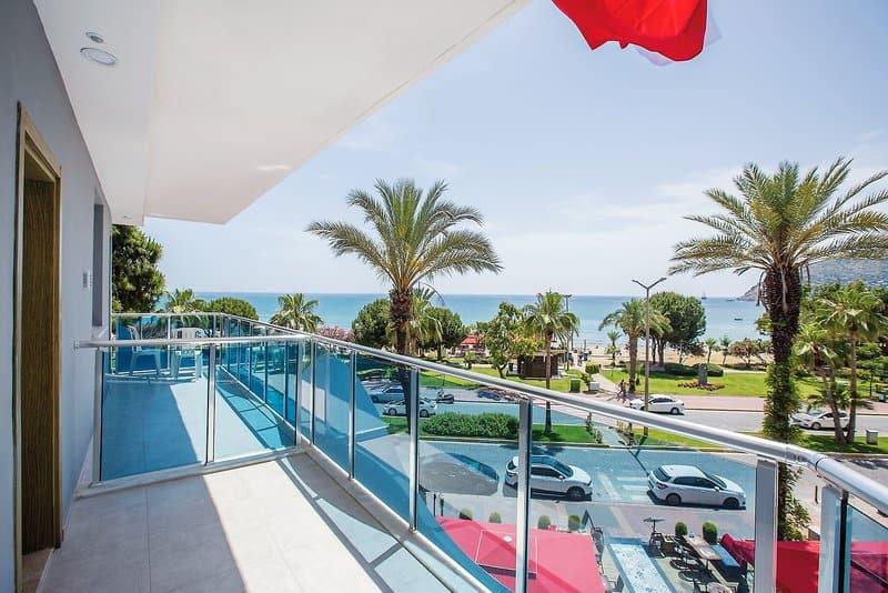 Nur 84,00€ - Arsi Enfi City Beach Hotel 1 Woche Pauschalreise