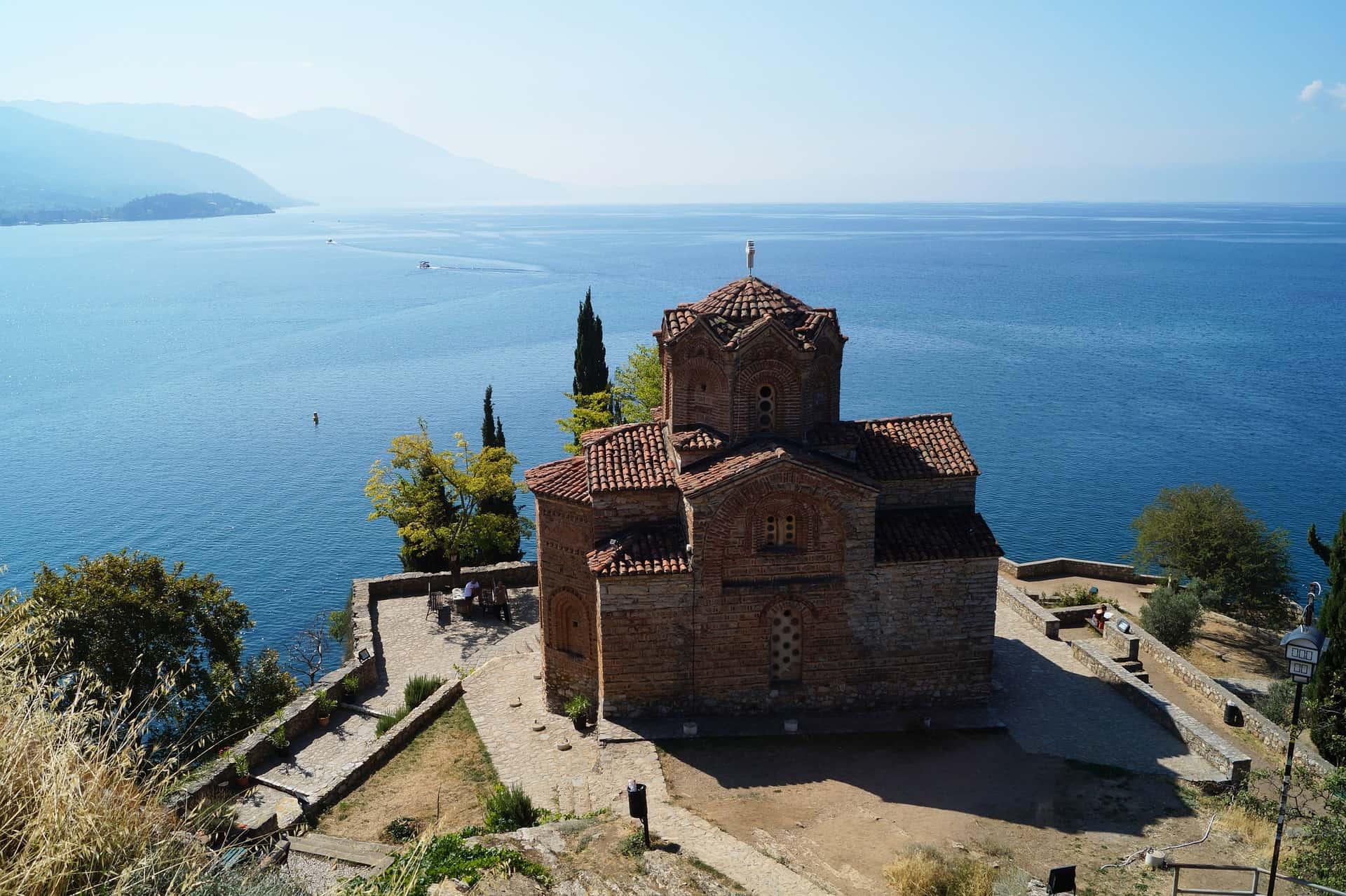 Ohrid Mazedonien - Ohridsee Reiseangebote ab 13,96€ Mazedonien