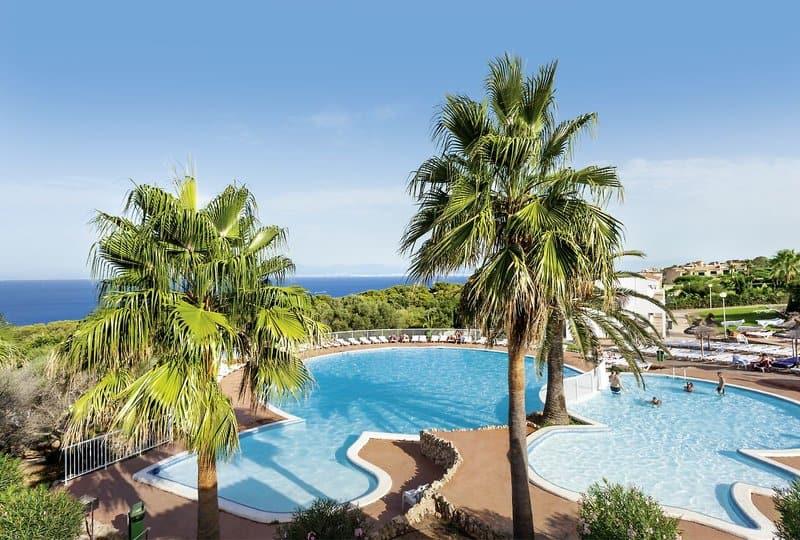 Pool mit Meerblick Urlaub in Tolleric