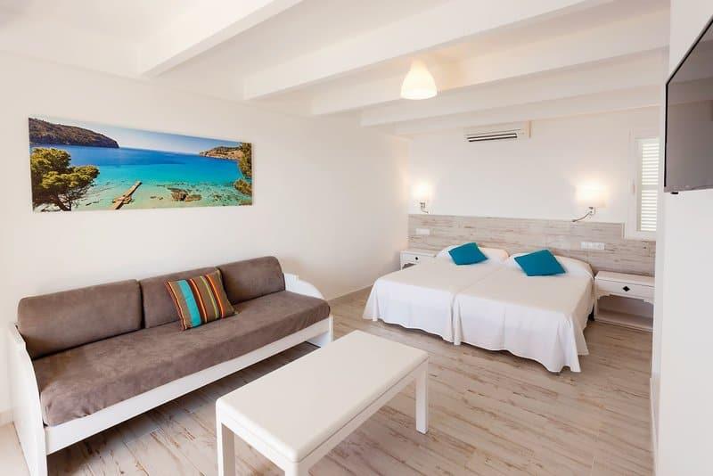 Reiseschnäppchen auf Mallorca mit All Inclusive Verplegung und sogar einer kleinen Küche