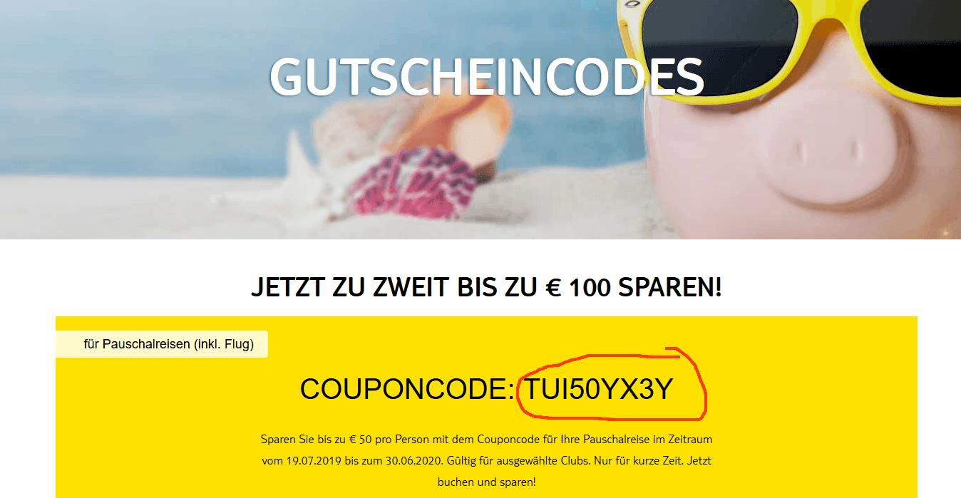 Screenshot Deal Frühbucher MAGIC LIFE - bis zu 150,00€ Frühbucherrabatt TUI