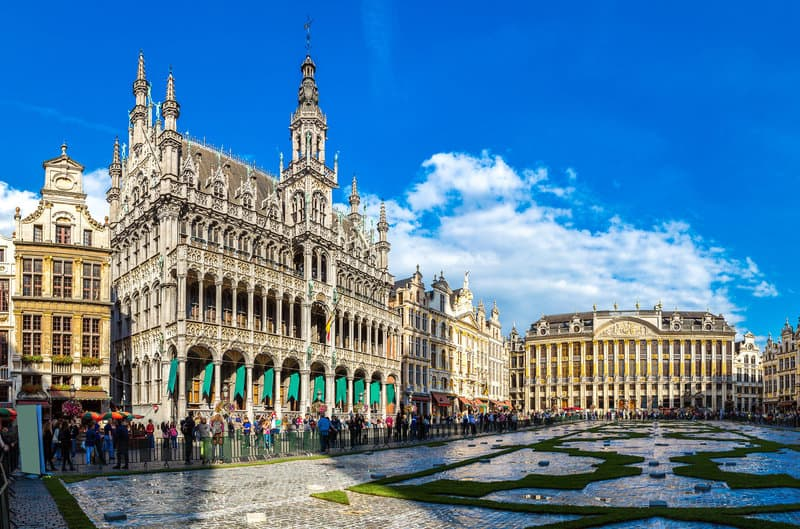 Silvester in Brüssel - ab 26,75€ die Nacht im 4 Sterne Hotel
