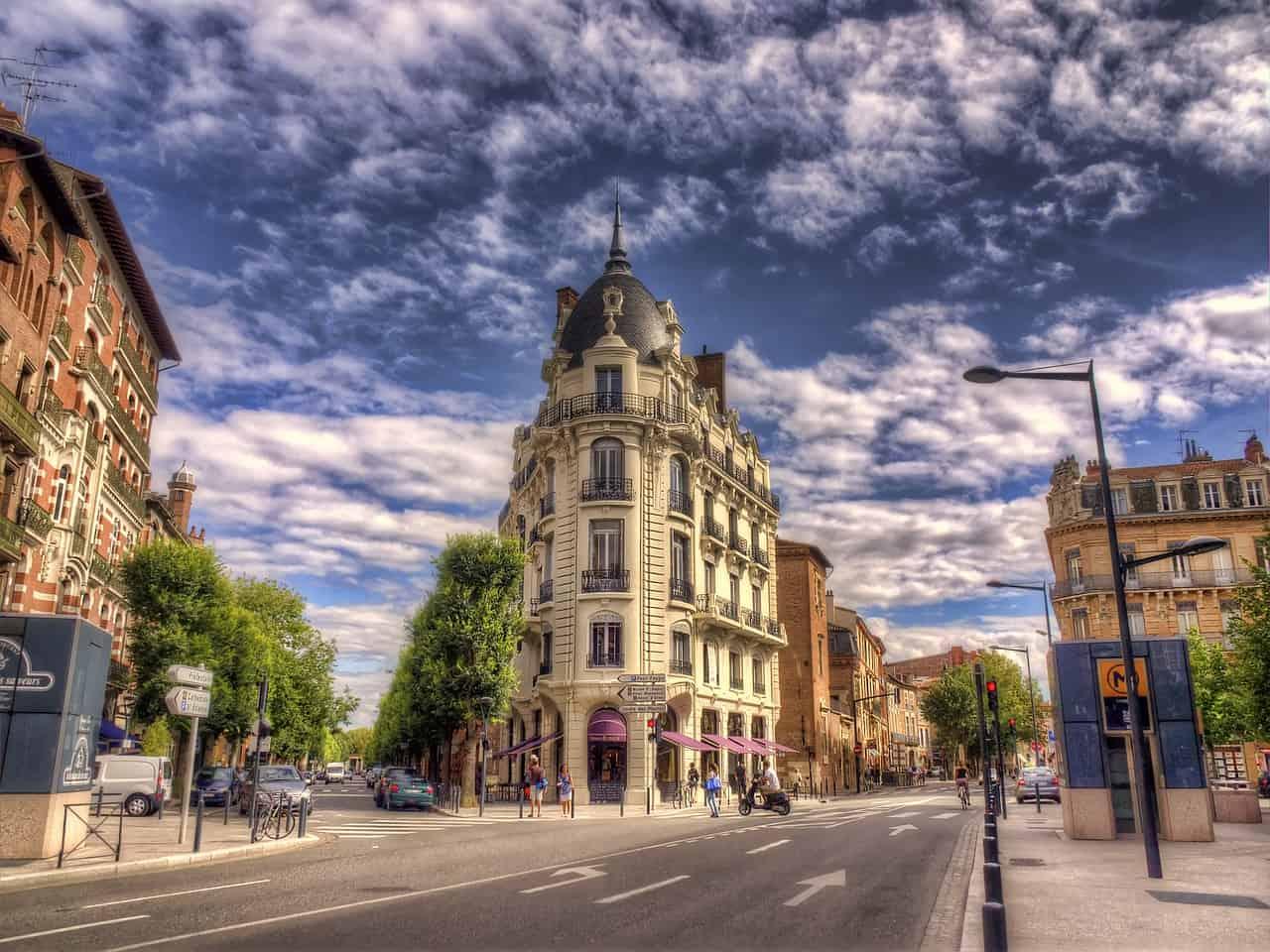 Städtereise Toulouse - nur 63,00€ Flug und Hotel Reise