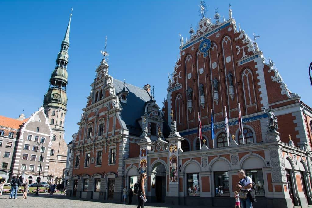 Städtereisen im Baltikum