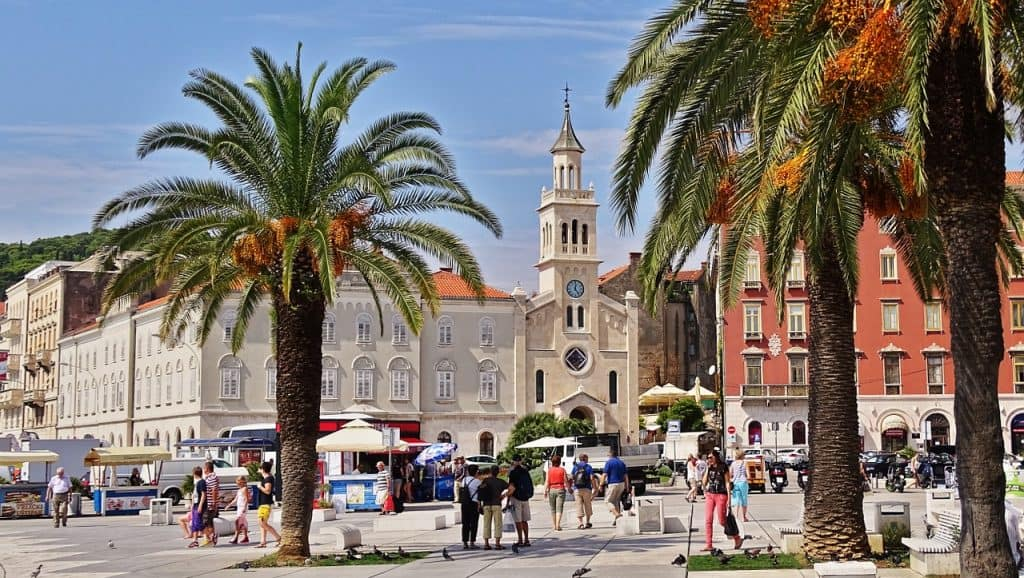 Städtereisen in Split