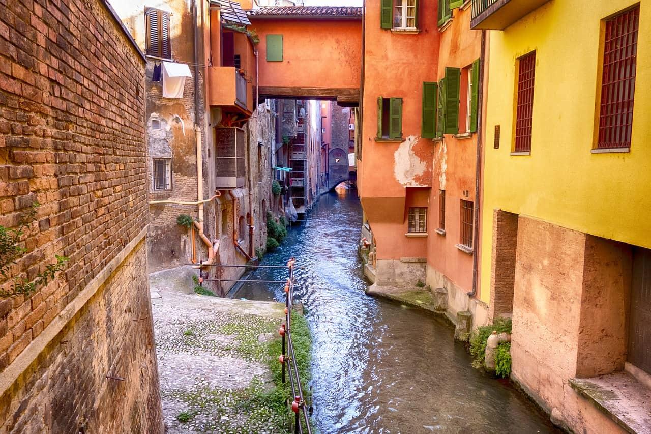 Städtetrip Bologna - nur 59,00€ Flug und Hotel Reise