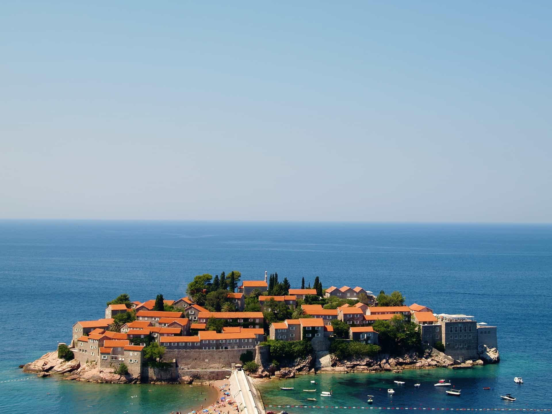 Sveti Stefan Insel - Ab 5,00€ Reiseangebote nach Mazedonien