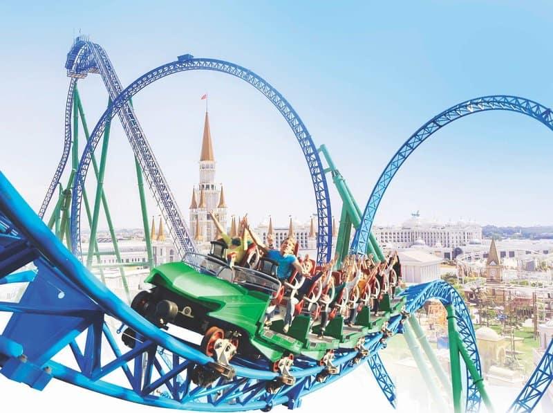 The Land of Legends Kingdom Hotel - Pauschalreisen ab 230,00€
