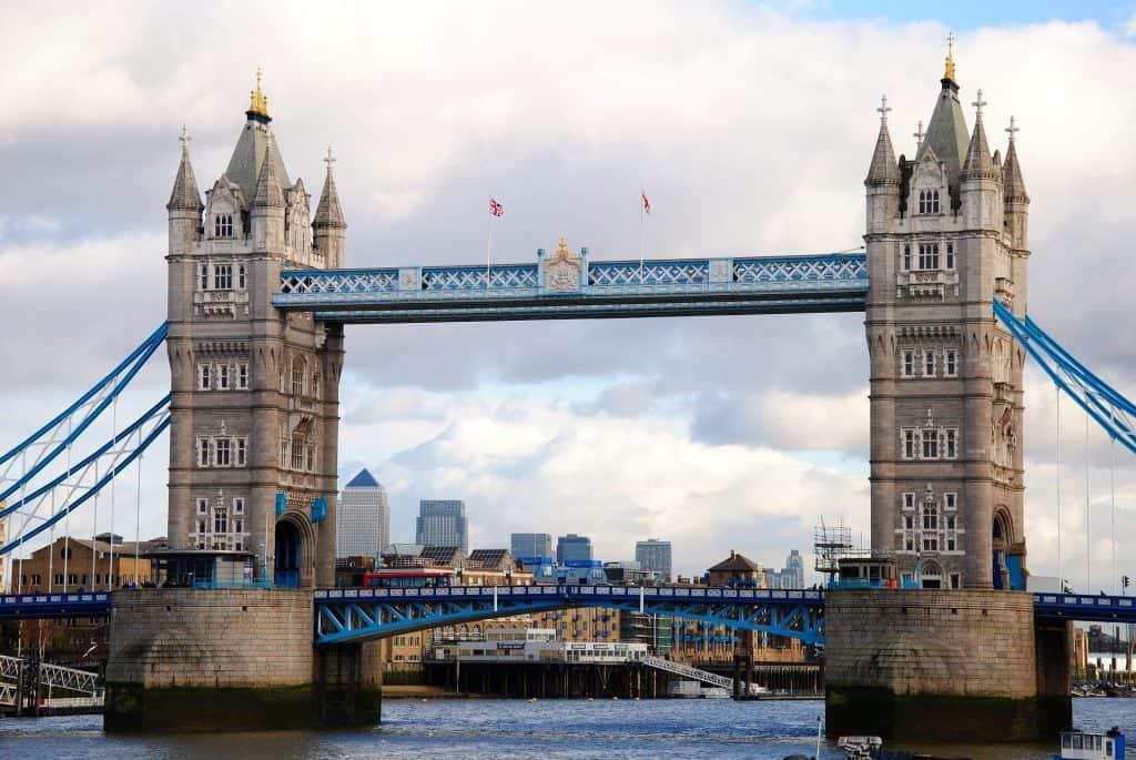 Tower Bridge die berühmteste Brücke der Welt