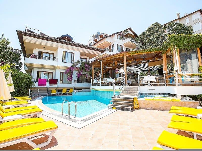 Türkei Urlaub günstig in Alanya