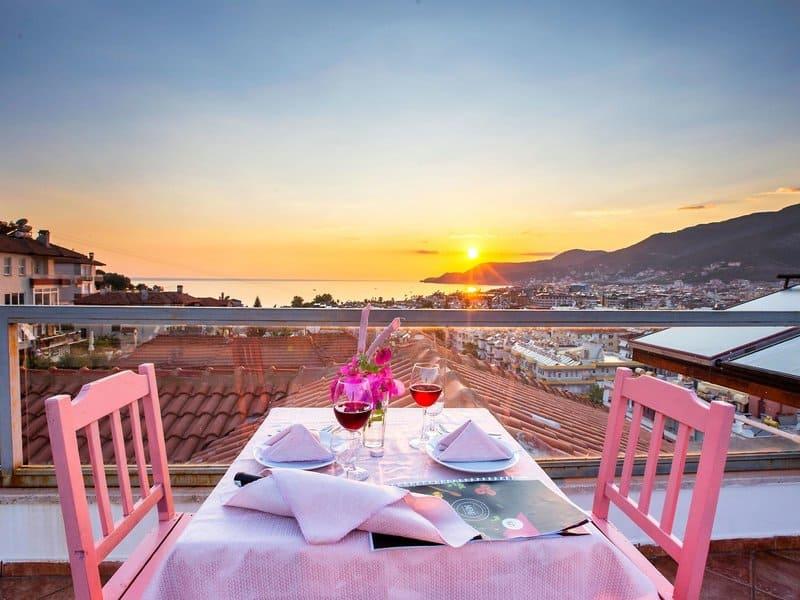 Villa Sonata - nur 92,00€ Alanya 7 Tage Pauschalreise