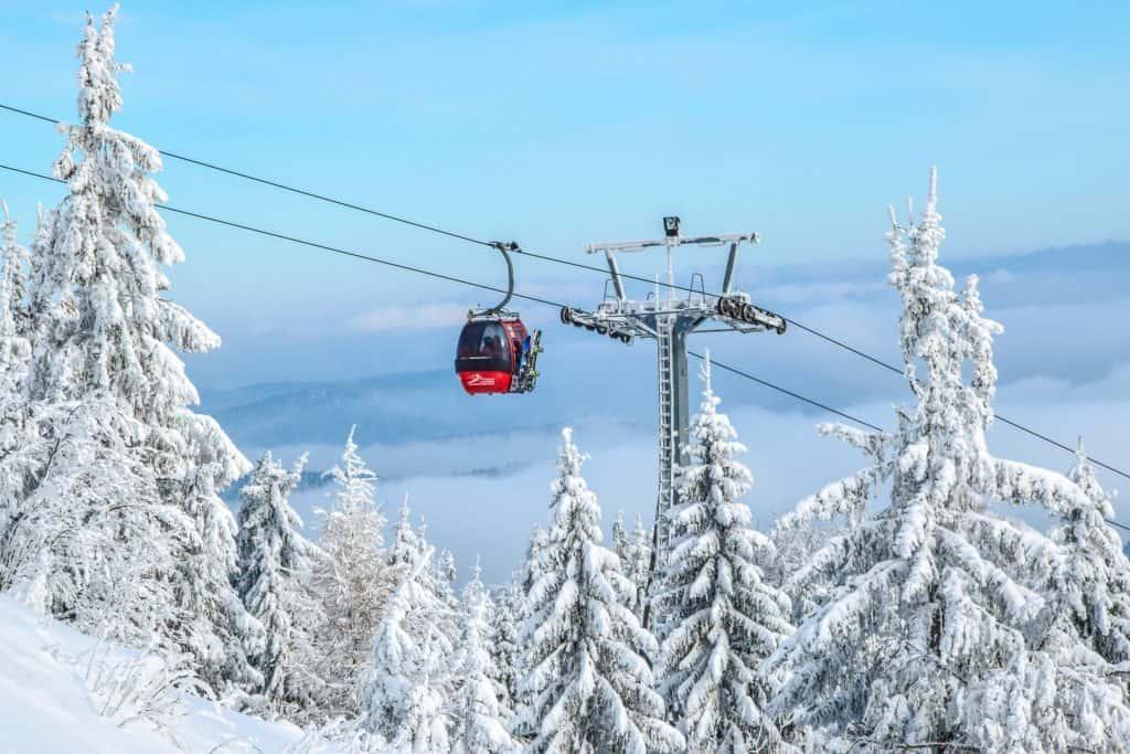 Winterurlaub direkt an der Skipiste