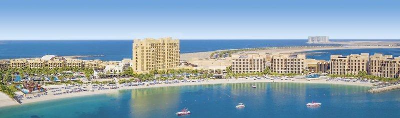 1. Doubletree by Hilton Resort & Spa Marjan Island ist unserer Meinung nach das beste Hotel für einen Luxusurlaub