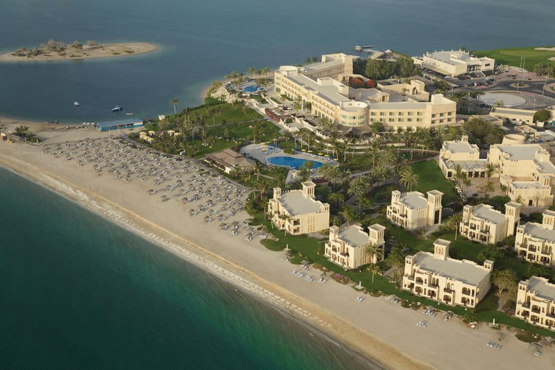 10. Hilton Al Hamra Beach & Golf Resort
