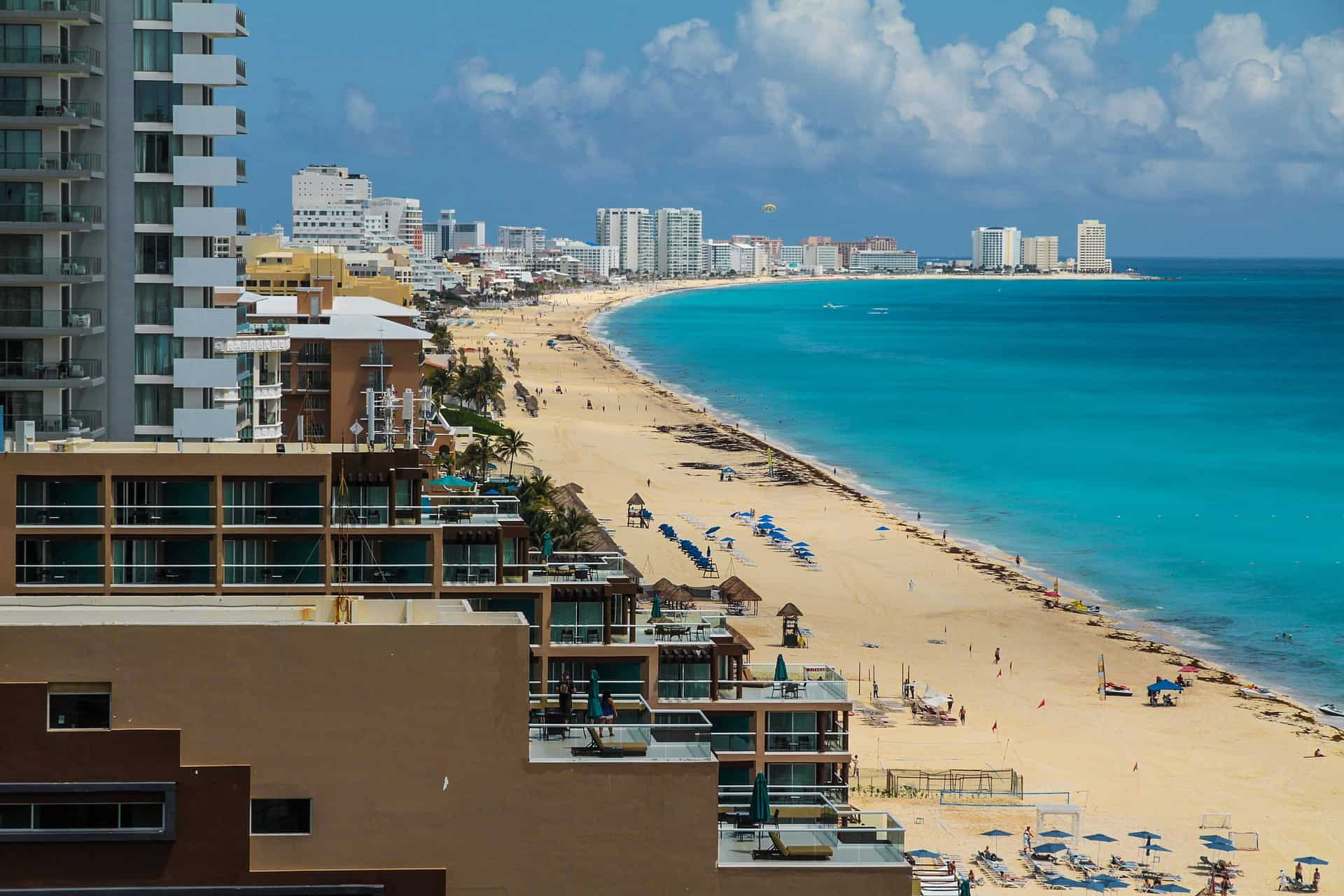 2 Wochen Mexiko - nur 633,00€ Cancun Pauschalreise
