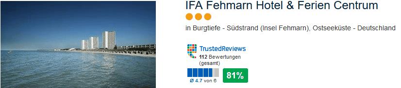 3 Sterne Unterkunft auf der Insel Fehmarn mit 81% positiver Bewertung & direkter Strandlage3 Sterne Unterkunft auf der Insel Fehmarn mit 81% positiver Bewertung & direkter Strandlage