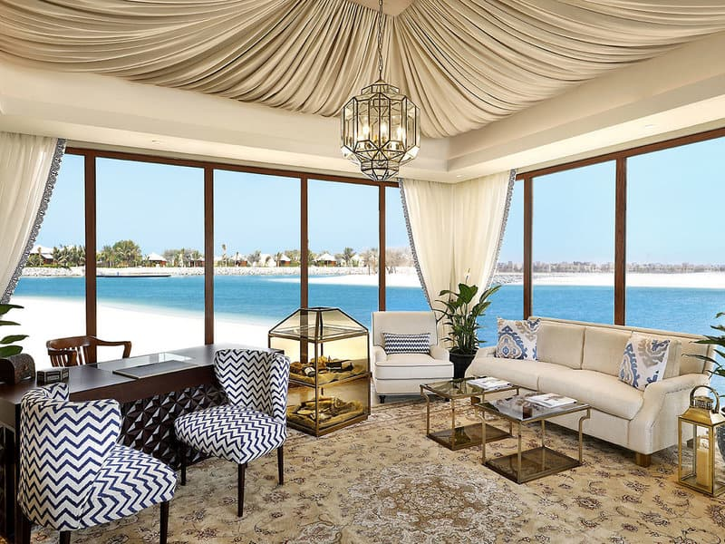3. The Ritz Carlton Al Hamra Beach 5 Sterne