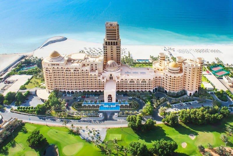 4. Waldorf Asoria Ras Al Khaimah