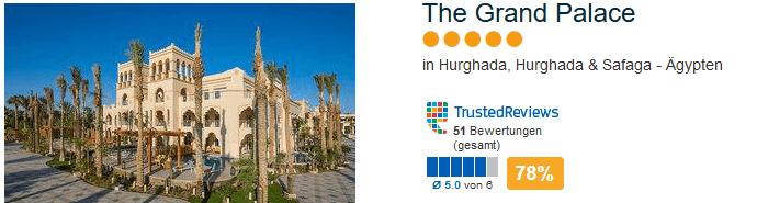 5 Sterne Luxushotel Grand Palace