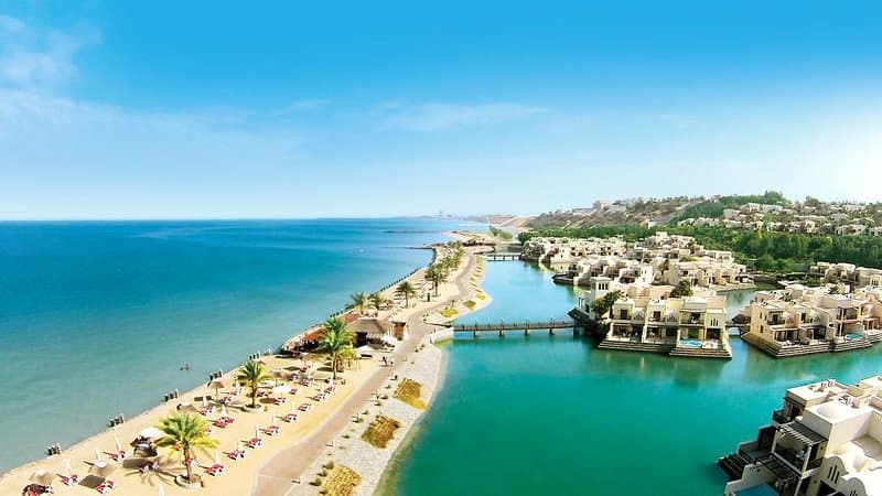 5. The Cove Rotana Resort