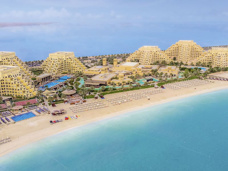 7. Rixos Bab Al Bahr - günstiges All Inclusive Hotel