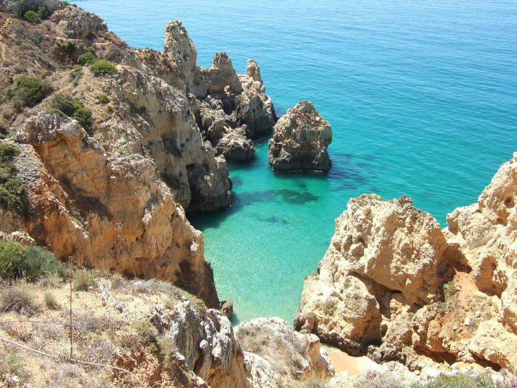Albufeira Reisen ist mehr als nur Badeurlaub