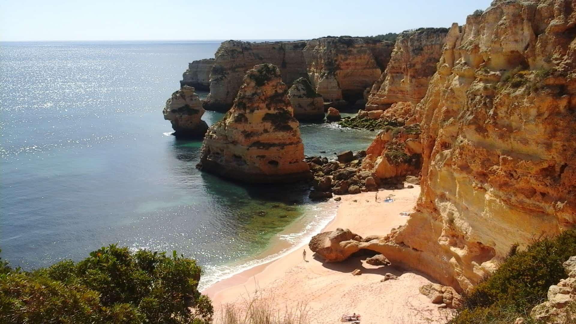 Schönste Strände Portugal Westküste