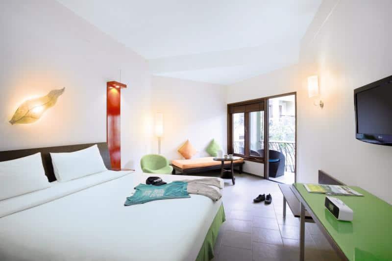 Beispiel Zimmer im drei Sterne Hotel