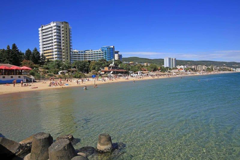 Bonita Beach Goldstrand Bulgarien - 7 Tage Pauschalreise für nur 201,00€