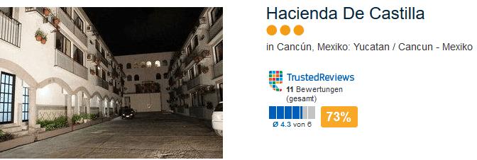 Cancun Pauschalreisen nur 633,00€ für zwei Wochen