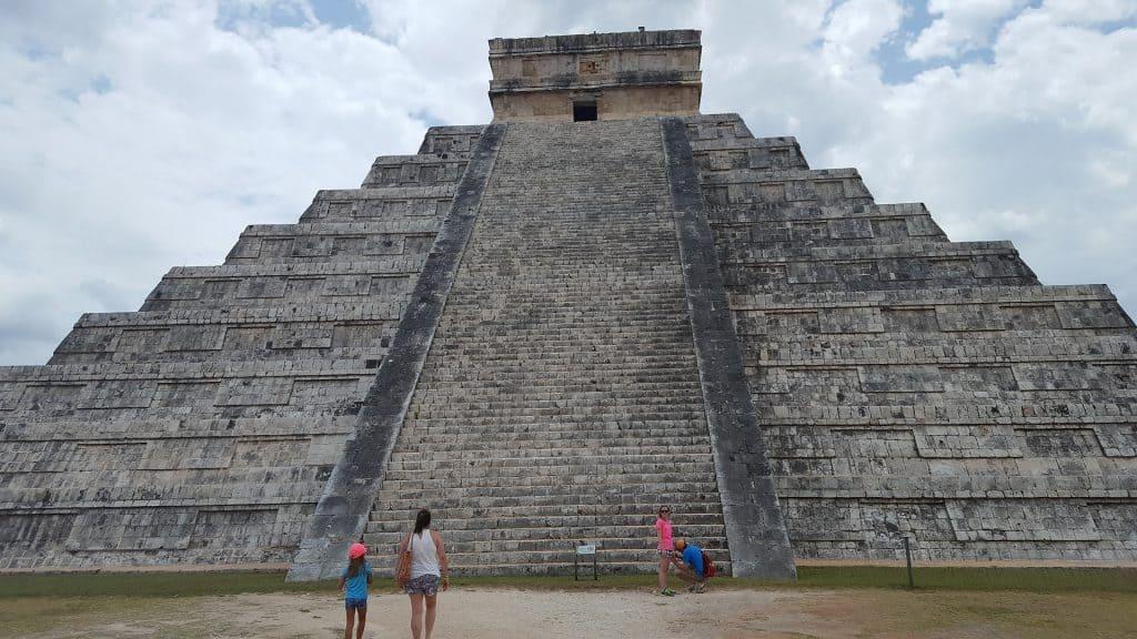Chichen Itza das wahrzeichen Yucatans