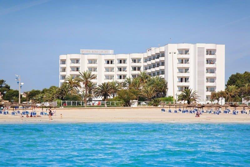 Das 4 Sterne Hotel auf Mallorca mit direkter Strandlage