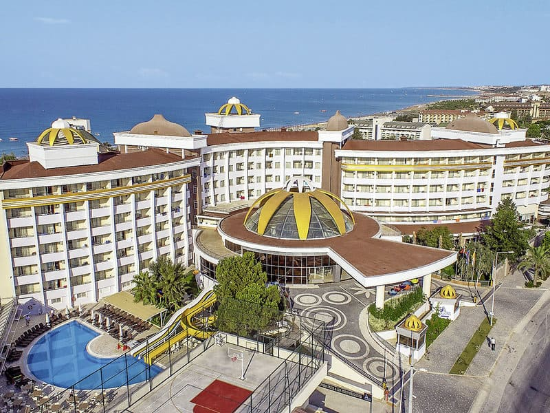 Die günstigste 5 Sterne Hotelanlage