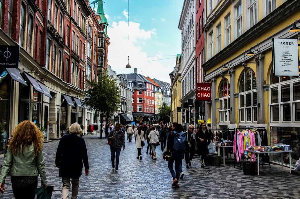 Die längste Einkaufspassage Europas
