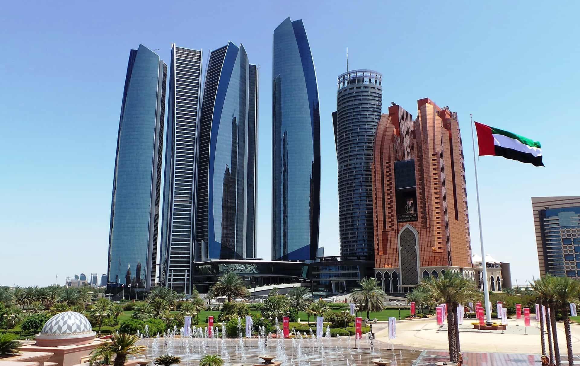 Die modernste Architektur erwartet euch in dem Vereinigten Arabischen Emiraten
