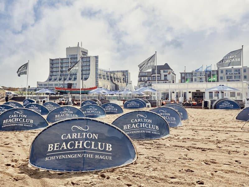 Direkte Strandlage bietet das 4 Sterne Hotel