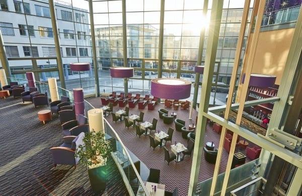 Die beste 5 Sterne Unterkunft der Stadt - Dorint Hotel am Dom Erfurt