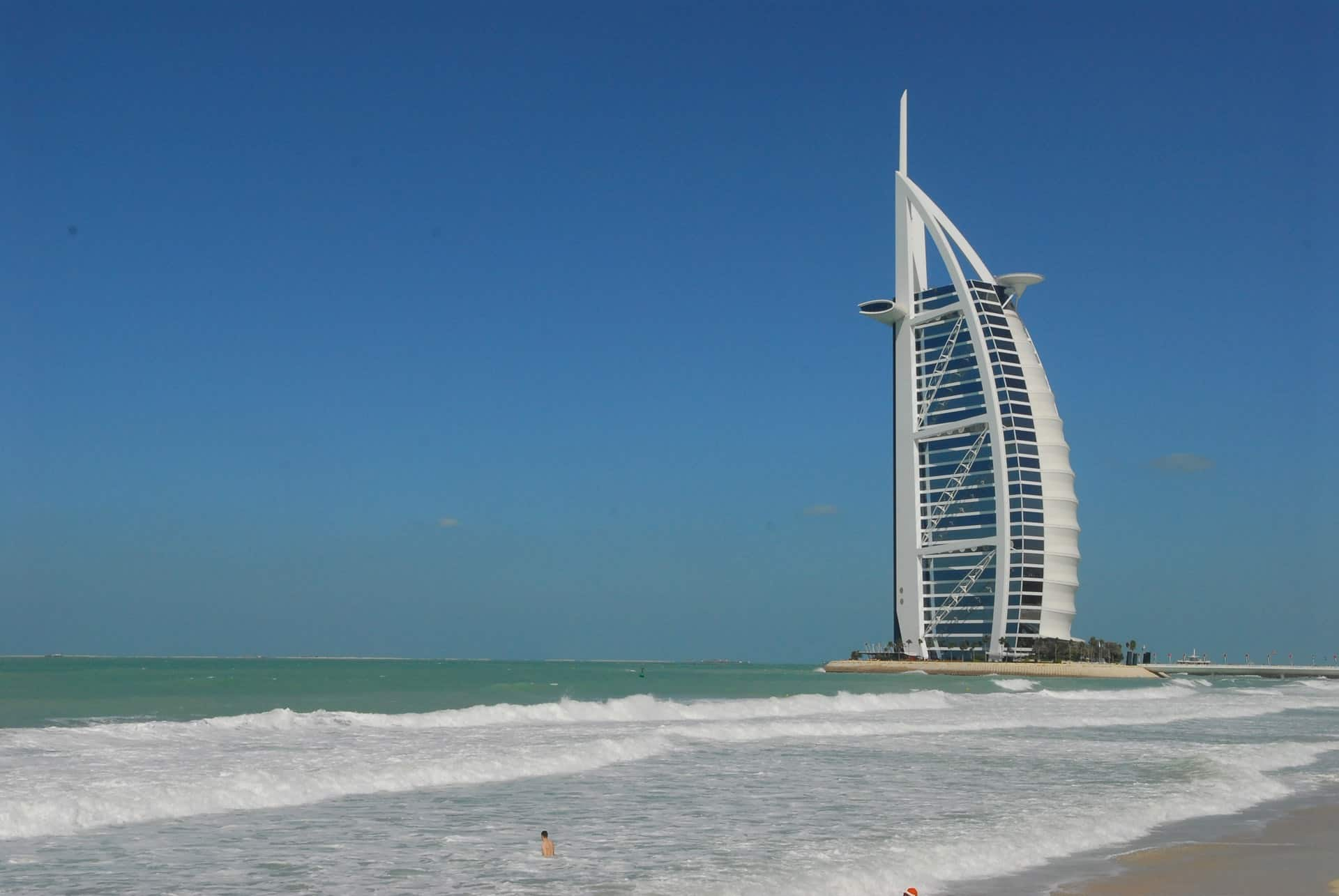Dubai Stadt - das wohl bekannteste Emirat