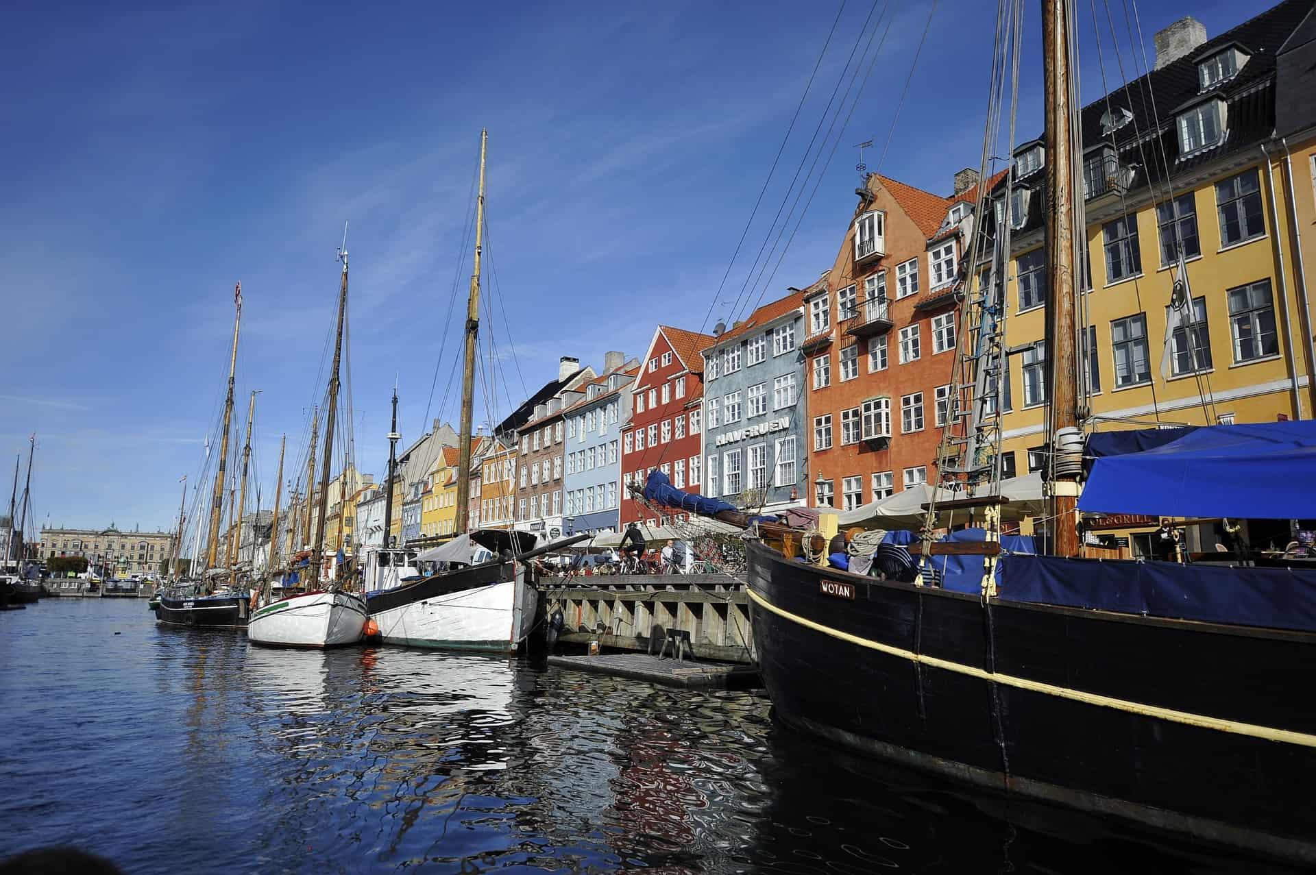 Einer der saubersten Häfen Europas findet man in Dänemarks Hauptsadt
