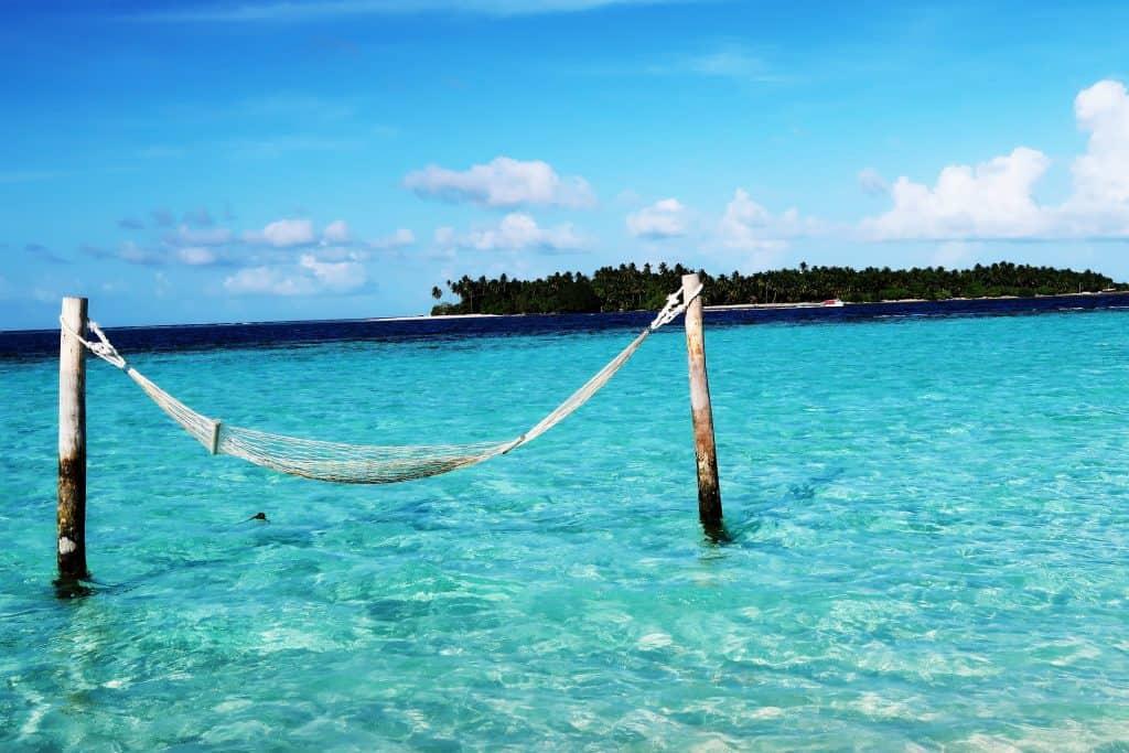 Einfach mal am Strand hängen mit den Billigflügen