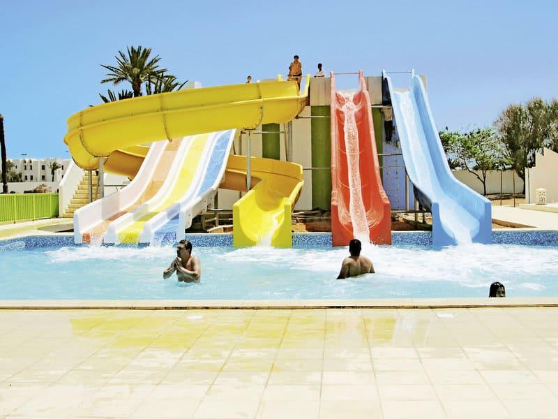 Familienurlaub günstig in diesem Club Hotel buchen- Aqua Park - Mini Club und mehr