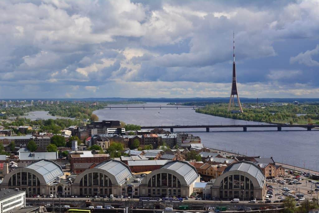 Flug und Hotel Riga Urlaub günstig buchen