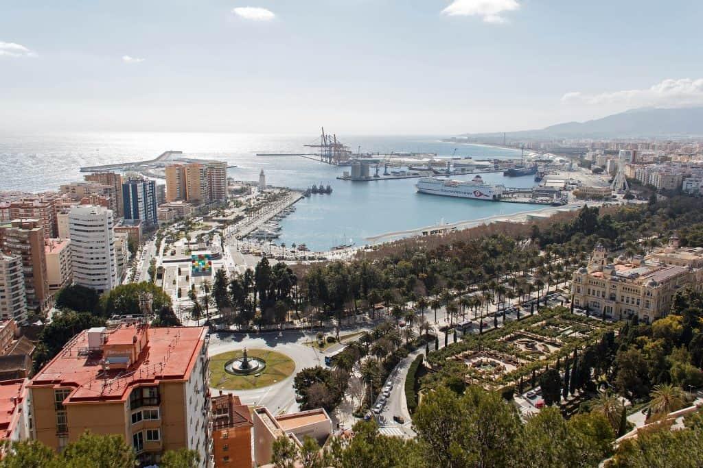 Genießt eine schönse Städtereise in der Region Andalusien