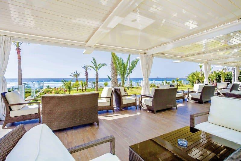 Genießt einen schönen Urlaub direkt an der Promenade Agadirs im gut geführten LABRANDA Amadil Beach